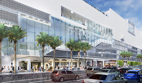 Four New Restaurants Cal Mare Farmhouse Yardbird And Egg Will Become Part Of The Beverly Center In Los Angeles S Culinary Lineup As