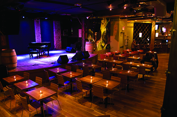 CityWineryCW main spaceNYC