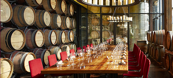 CityWineryCW barrel roomChicago