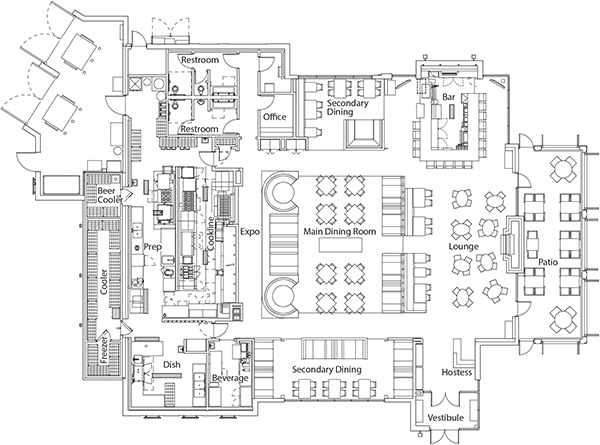 PPD 0318 Gilbert Architecture floorplan