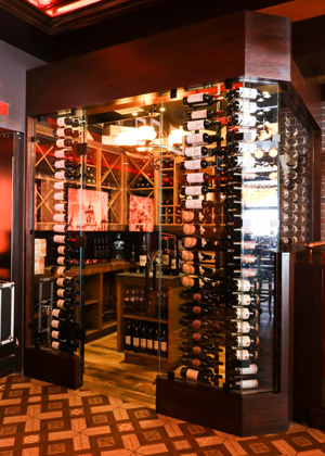 Balcony Wine Room