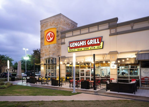 Genghis Grill 5
