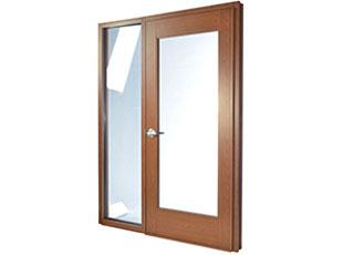 Aluminum Monumental Door from Special-Lite