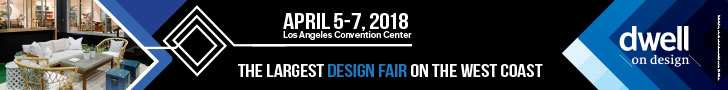 dwell on design. April 5-7, 2018, Los Angeles Convention Center. The largest design fair on the west coast. Register now.
