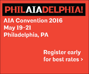 AIA Convention: Register early