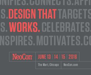 NeoCon: June 13-14, 2016
