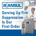 Serving Up Fire Suppression Is Our First Order