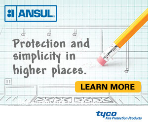 ANSUL: Protection and simplicity in higher places. Learn more..