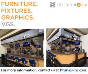 VGS: Furniture. Fistures. Graphics.