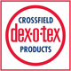 Crossfield Dex-O-Tex Logo