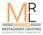 Mario Restaurant Lighting Logo