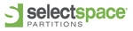 Selectspace Partitions Logo