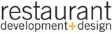 restaurant development+design magazine Logo