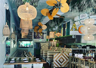 Avocado Grill Brings the Beach Indoors