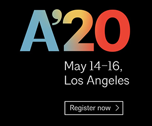 A'20. AIA Conference on Architecture 2020. May 14-16, Los Angeles. Register Now!