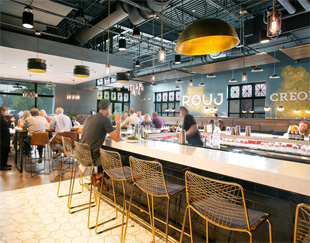 Rouj Offers Upscale Creole