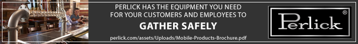 Perlick has the equipment you need or your customers and employees to gather safely. Download our brochure.