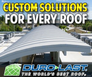 Duro-Last, the world's best roof. Custom solutions for every roof.