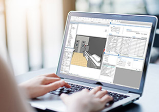 Extend the functionality of your existing Autodesk Revit software with AQ's new AQ Designer Plug-In for Autodesk Revit