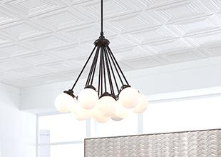 MirrorFlex Lightweight Ceiling Tile Solution