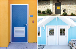 Back-of-House Door Solutions by Special-Lite