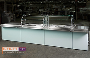 Discover INFINITI FIT, the newest and most premium modular line from Atlas.