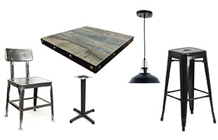 RFP Industrial Style furniture