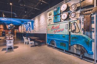 Seoul Taco Brings the Food Truck Indoors