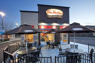 Tim Hortons to Launch in China
