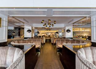 Prime & Proper Steakhouse Mixes Classic & Modern