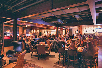 Haywire Captures the Spirit of Texas in 22,000 Square Feet