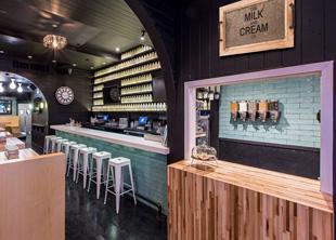 JoJo's Milk Bar Promises Fun with Photo-Friendly Design