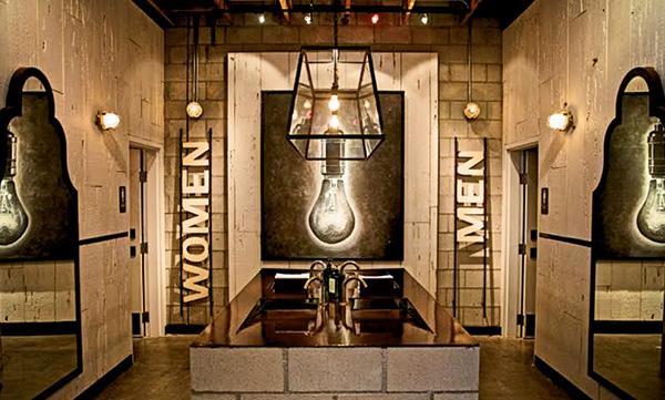Restaurant Restroom Design