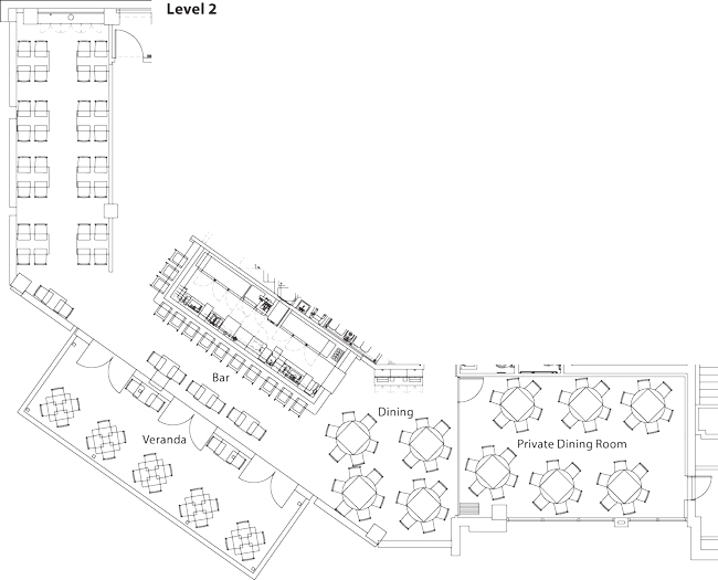 Mi Vida Furniture Plans Level 2