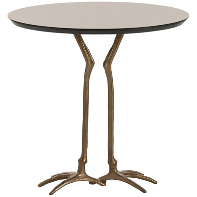 design serious arteriors emilio accent table
