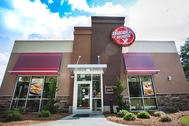 Huddle House reduces prototype footprint