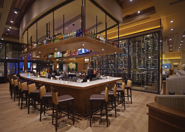 feature flemings steakhouse pasadena, ca. courtesy englewood construction