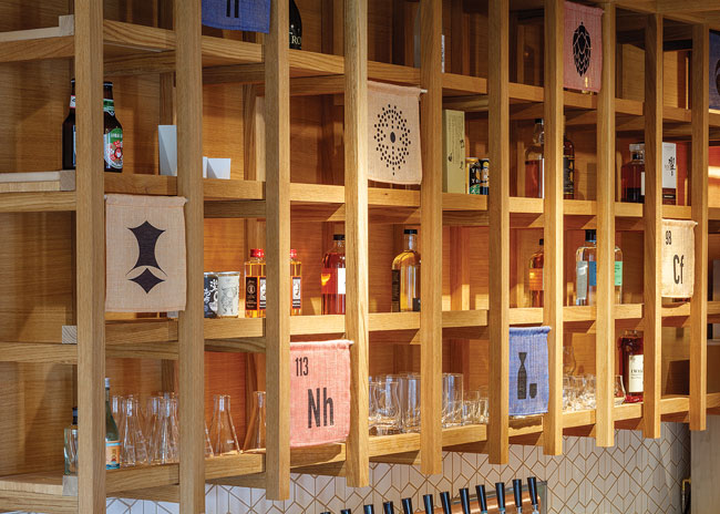 Library Bars Showcase Single-Spirit Collections