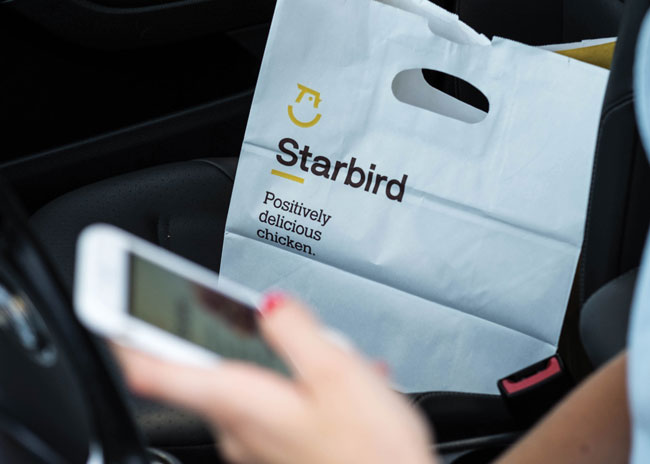 starbird take out delivery