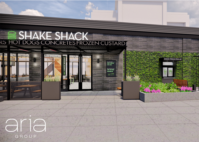 Shake Shack University Village Walk Up Window