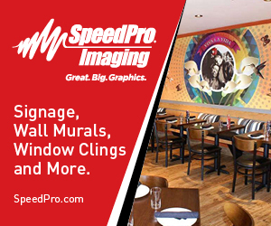 SpeedPro Imaging. Great. Big. Graphics. Signage, Wall Murals, Window Clings and more. Learn More.