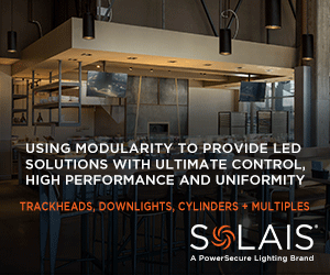 Solais-A PowerSecure Lighting Brand. Using modularity to provide LED solutions with ultimate control, high performance and uniformity. Learn more.
