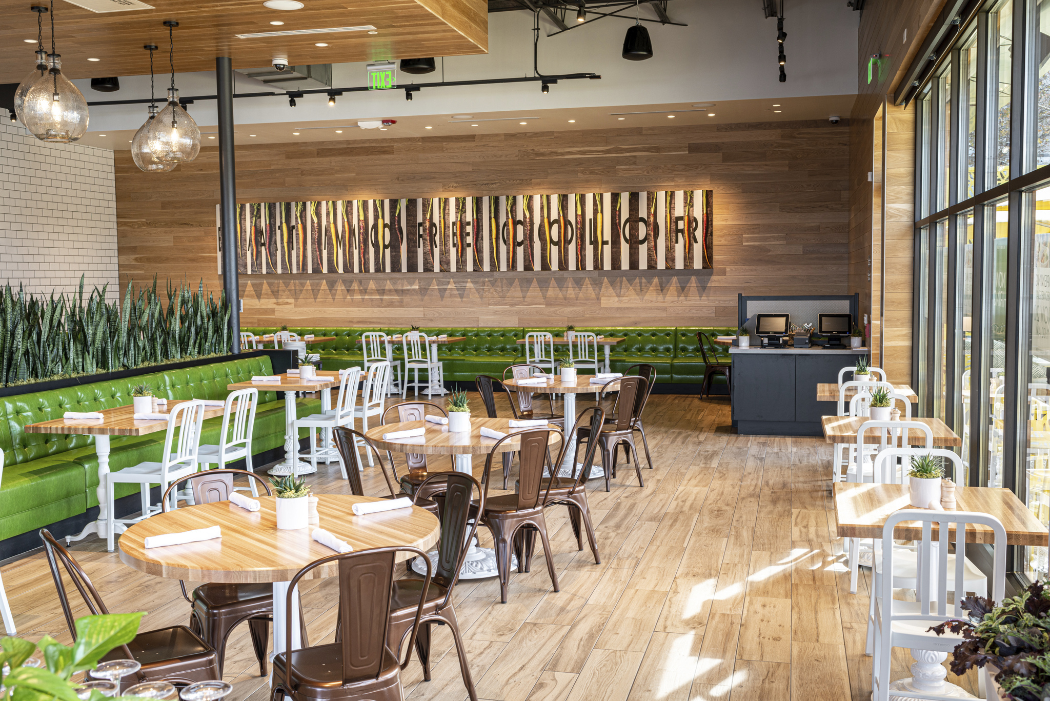 True Food Kitchen Oakbrook Interior