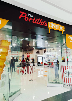 Portillos Pop-Up