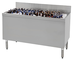 Advance Tabco's Stainless Steel Beer Boxes