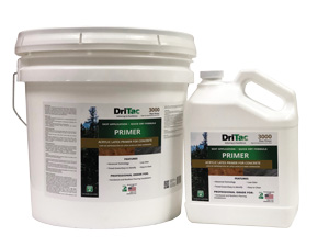 DriTac Flooring Products Single-Compartment Acrylic Floor Primer