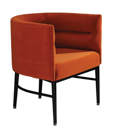 MTS Seatings' Billowed Contour Chair
