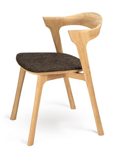 Ethnicraft's Oak Bok Dining Chair