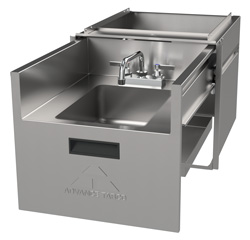 Advance Tabco's Commercial Kitchen Hand Sink