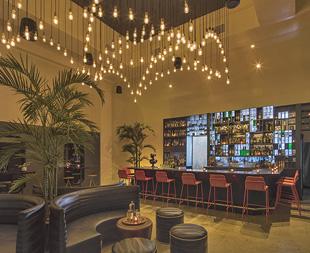 The Hotel-Less Bar